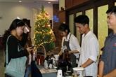 Hô Chi Minh-Ville dialogue avec des entreprises de Vietnamiens d'outre-mer
