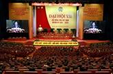 Clôture du VIIe Congrès national des délégués de l'Association des agriculteurs vietnamiens