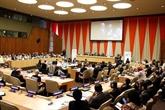 ONU: le Conseil économique et social et les empreintes du Vietnam