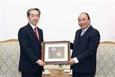 Le PM vietnamien reçoit les nouveaux ambassadeurs de Chine et du Danemark