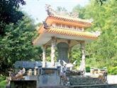 Plus de 25 milliards de dôngs pour la fouille du mausolée de Triêu Tuong