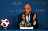 Mondial-2022 à 48: Infantino dit avoir le soutien d'une
