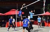 Événement sportif commun entre Dông Thap et Prey Veng