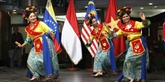 Échange culturel ASEAN - Venezuela