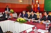 Coopération Vietnam - Laos - Cambodge dans le secteur judiciaire