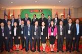 Les Cours suprêmes Vietnam - Laos - Cambodge renforcent leur coopération