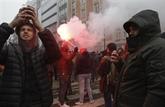 La capitale belge, le théâtre de deux manifestations