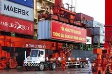 Le port de Quy Nhon accueille la 8 millionième tonne de fret