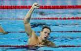 Natation: Dressel, sacré sur 100 m nage libre aux Mondiaux, porte les États-Unis