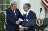 À l'avant-veille d'une hausse des taux, Trump met la pression sur la Fed