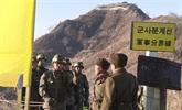 La R. de Corée confirme le démantèlement de 11 postes de garde de la RPDC