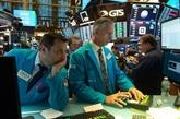 Wall Street démarre en baisse une semaine dominée par la Fed