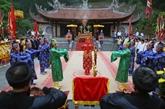 Près de 30 milliards de dôngs pour moderniser le Temple des rois Hùng