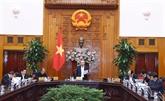 Le PM préside une réunion sur les préparatifs du Congrès national du Parti