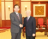Vietnam - Japon: promotion de la coopération entre les Partis communistes