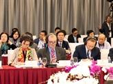 Clôture de la conférence sur l'Assemblée nationale et les ODD