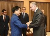 Dialogue sur les relations économiques ASEAN - Italie à Hanoï