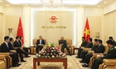 Vietnam et Chine renforcent la coopération dans la gestion des portes frontalières