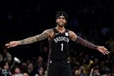 NBA: Russell et les Nets plus forts que James et les Lakers