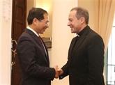 Réunion du Groupe de travail mixte Vietnam - Vatican