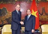 Le partenariat stratégique Vietnam - Italie se développe heureusement