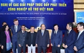 Le Premier ministre demande une priorité au développent de l'industrie auxiliaire
