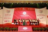 Big C Vietnam dans le top 10 des détaillants prestigieux en 2018