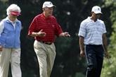 Golf: Tiger Woods rend hommage à George H. W. Bush, passionné de golf