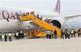 Plusieurs compagnies étrangères inaugurent leurs vols vers le Vietnam