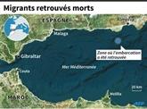 Douze migrants meurent en tentant d'atteindre l'Espagne