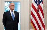 Le ministre américain de la Défense, Jim Mattis, confirme qu'il démissionne