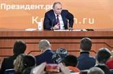 Poutine veut que la Russie intègre le Top 5 des économies mondiales