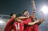 Football: le Vietnam conserve sa place dans le top 100 mondial
