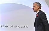 La Banque d'Angleterre maintient son taux d'intérêt et s'inquiète du Brexit