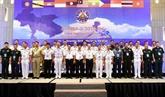 Plan initial pour la manœuvre de la Marine de l'ASEAN 2020