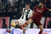 Italie: la Juventus championne d'hiver, Milan s'enfonce
