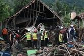 Indonésie: plus de 220 morts après un tsunami