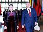 La coopération parlementaire, pilier important des relations Vietnam - Russie