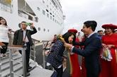 Pour le développement du tourisme de croisière