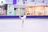 Le Championnat de patinage Vincom, tremplin pour les patineurs vietnamiens