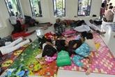 Tsunami indonésien: la pluie entrave les efforts désespérés des secours