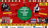 La musique pour renforcer l'amitié et la solidarité Vietnam - Indonésie