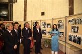 Exposition sur l'amitié Vietnam - République populaire démocratique de Corée