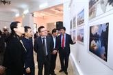 Les impressions du Vietnam et de la Chine en images à Hanoï