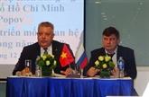 L'Année 2019 pleine d'événements célébrant les relations Vietnam - Russie