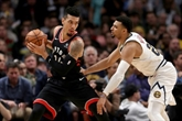 NBA: Toronto remonte 17 points de retard pour battre Miami