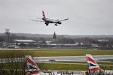Aéroports: Vinci débourse 3,22 milliards d'euros pour Londres-Gatwick