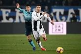 Italie: Ronaldo sauve la Juventus, Gattuso s'enfonce