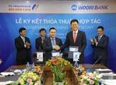 La compagnie générale d'assurance PJICO s'associe à la banque sud-coréenne Woori
