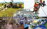 L'économie, la société et l'environnement sont les secteurs piliers